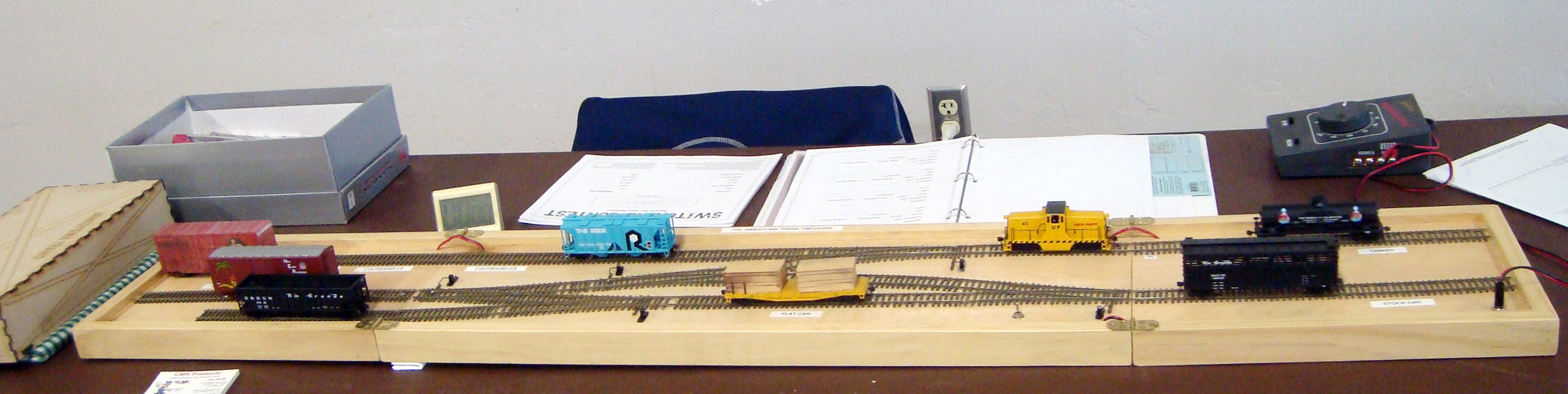 Timesaver Jamestown Trains Wiring Diagrams Model Railroad Ho